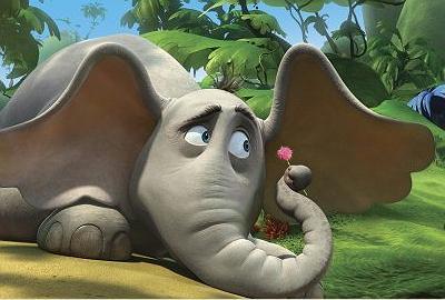 Horton e o Mundo dos Quem, cena