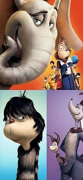 Horton e outros personagens