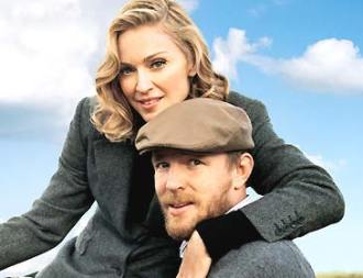Madonna e Guy Ritchie