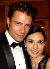 Paulo Bellini e Melissa Vettore