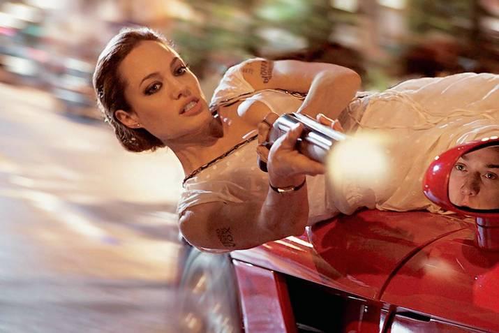 Novosti O Angelina Jolie