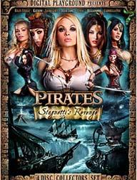 Cartaz de 'Piratas II: A Vingança de Stagnetti'