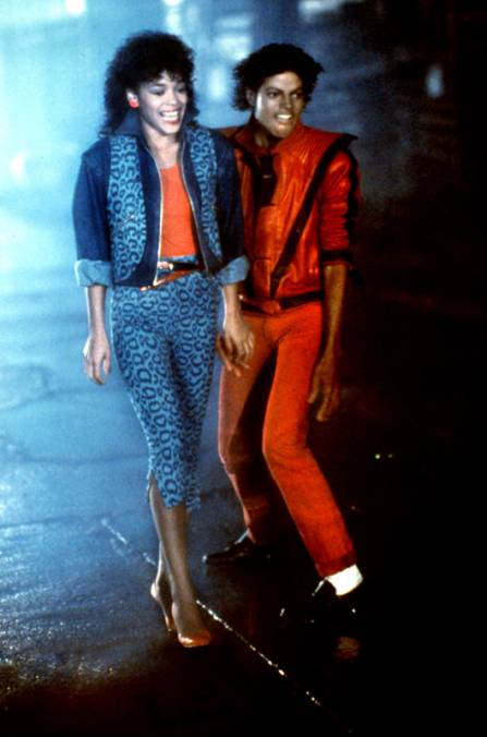 This Is Thriller Ola_ray_maiko