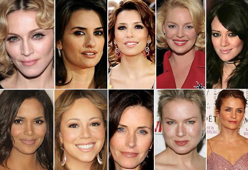 atrizes