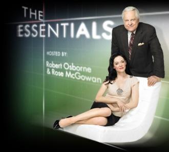 The EssentialOs anfitriões Robert Osborne e  Rose McGowan