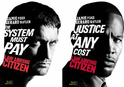 Gerard Butler e Jamie Foxx: Law Abiding Citizen