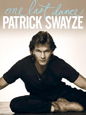 Biografia ainda inédita de Patrick Swayze