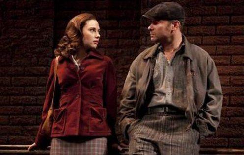 Scarlett Johansson e Liev Schreiber