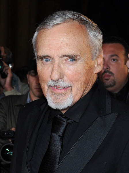 how tall is dennis hopper
