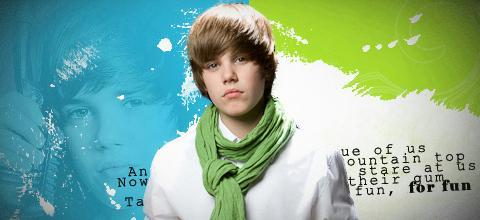 Justin Bieber, o original