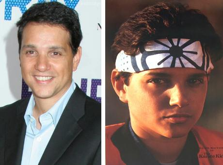 Ralph Macchio foi o Karate Kid original