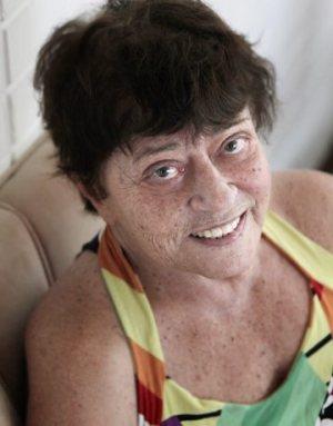 Foto de Mônica Imbuzeiro no Globo Online: Norma Bengell em sua casa na Gávea aos 75 anos  - abril de 2011