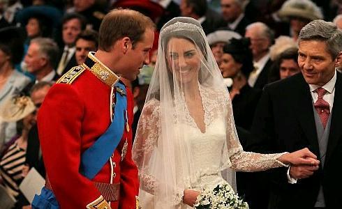 Você está linda, disse o príncipe a Kate Middleton