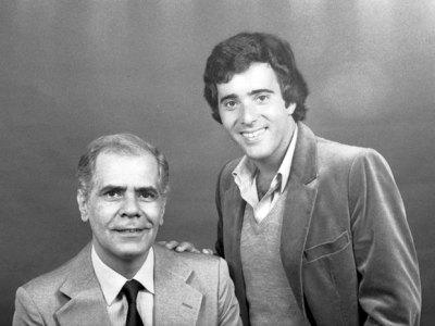 Yvan Mesquita com Tony Ramos em Baila Comigo (1981)