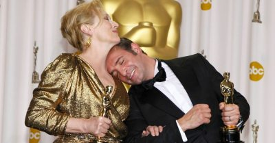 Meryl Streep e Jean Dujardin