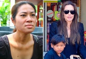 Pham Thu Dung, Pax e Angelina Jolie