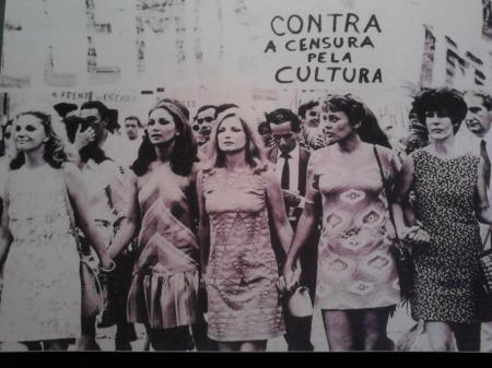 Tônia Carreto, Eva Wilma, Odete Lara, Norma Bengell, Cacilda Becker - 1968