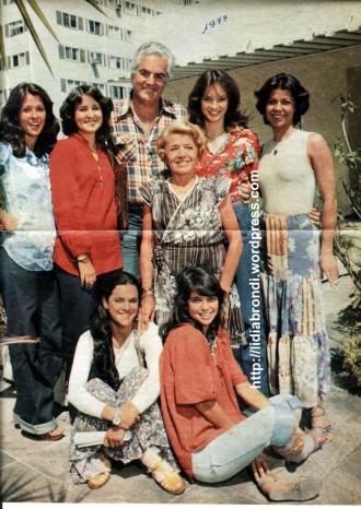 Guta, Moacir Deriquem, Heloisa Millet, Lidia Brondi, Myrian Rios, entre outros (1977)