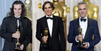 Daniel Day-Lewis conquistou o seu terceiro Oscar, o único homem a ganhar mais estatuetas na mesma categoria (como protagonista) até 2013