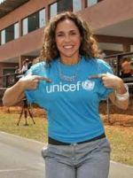 Embaixadora da UNICEF