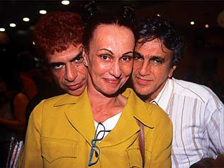 Lulu Santos, Scarlet Moon e Caetano Veloso