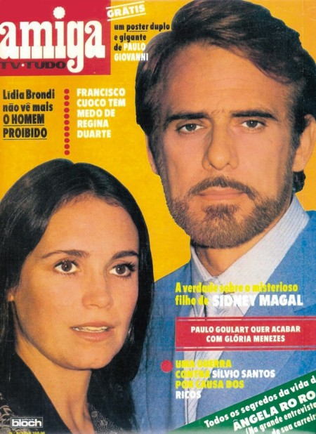 Resultado de imagem para capa revista Amiga