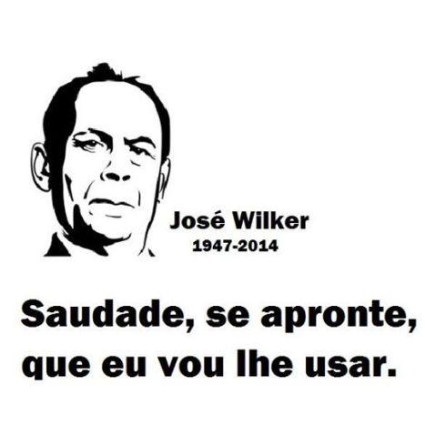 saudade eu vou lhe usar jose wilker morreu