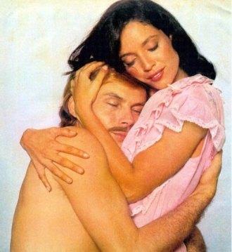 José Wilker e Sonia Braga num dos maiores sucessos do cinema brasileiro, Dona Flor e Seus Dois Maridos