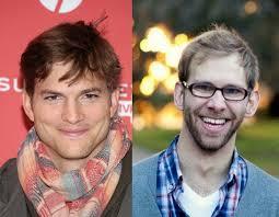 Ashton Kutcher e Michael Kutcher