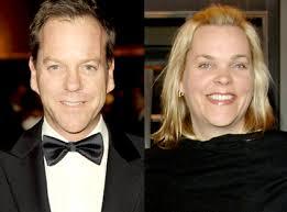Kiefer Sutherland e Rachel Sutherland