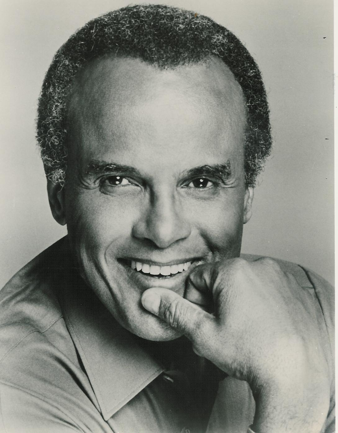 how tall is harry belafonte