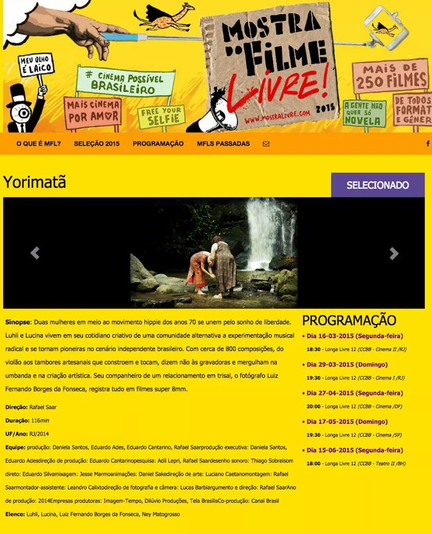 Circuito Cinema Sp : Yorimatã no circuito de ccbbs em cinema é magia