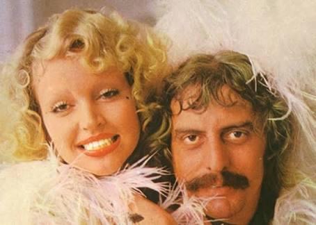 Elke e Hugo Carvana integraram o elenco do filme Quando o Carnaval Chegar