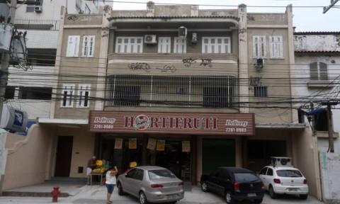 Localizado na Rua Cachambi, o Cine Cachambi foi aberto em 1952 e funcionou até 1976. Atualmente, a parte térrea abriga um hortifruti.