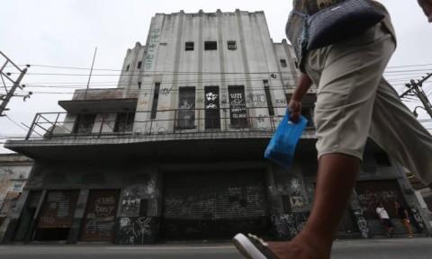 Criado em 1938, o Cine Rosário, funcionou até 1992, também como Cine Ramos. Tombado em 1997, está abandonado.
