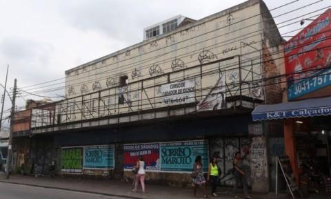 O Cine Madureira foi fundado em 1938 e tombado pela prefeitura. Pertence ao Grupo Severiano Ribeiro e está fechado.