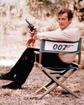 Roger Moore, para sempre 007
