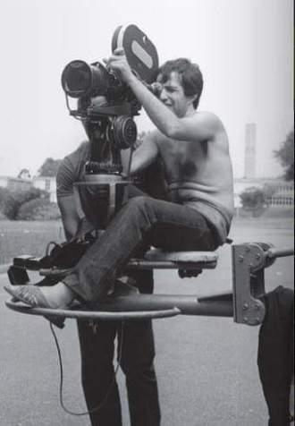 Alfredo Sternheim em 1980, dirigindo Amor de Perversão