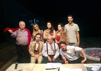 Duas Vezes Sampaio, Teatro Gláucio Gill, 2017