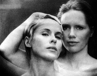 Bibi Andersson e Liv Ullmann em Persona, 1966